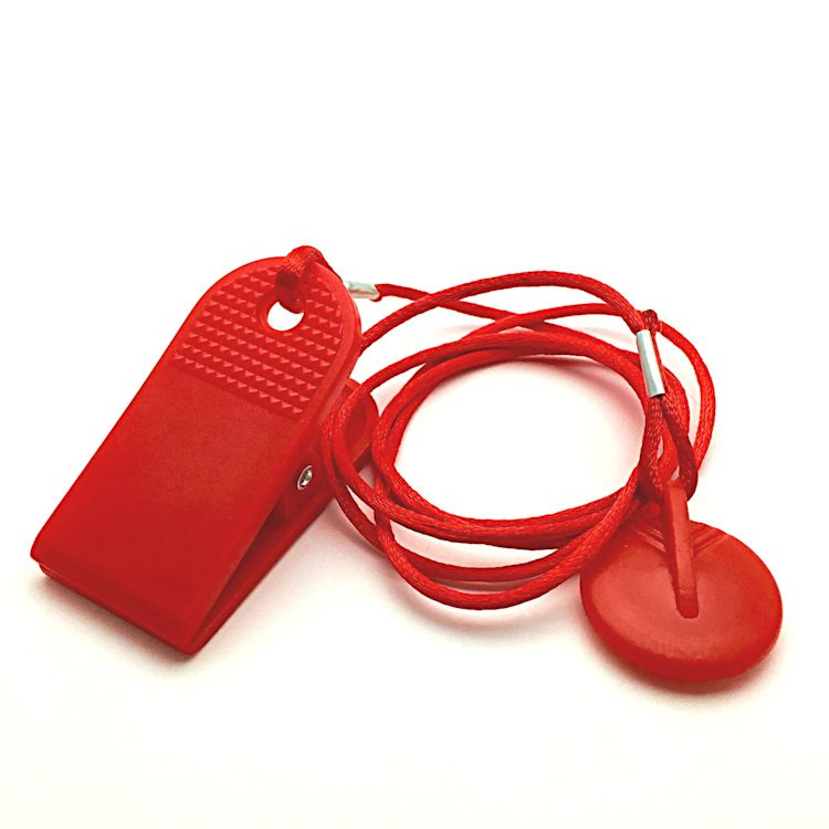 Treadmill Running Belt Replacement Uk: RED MAGNETIC TREADMILL RUNNING MACHINE SAFETY KEY